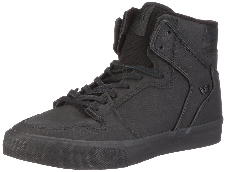 Supra Vaider High Top Skate Shoe - Men's 8 D(M) US|Black