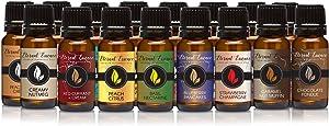 Bakery Set - Set of 16 Premium Fragrance Oils - Eternal Essence