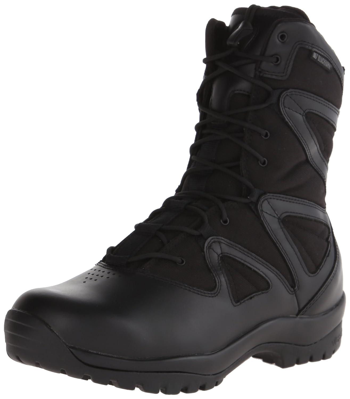 Blackhawk 。Men 's Ultralight Side Zip Tactical Boot B00XRLYY2O 8-Medium|ブラック ブラック 8-Medium