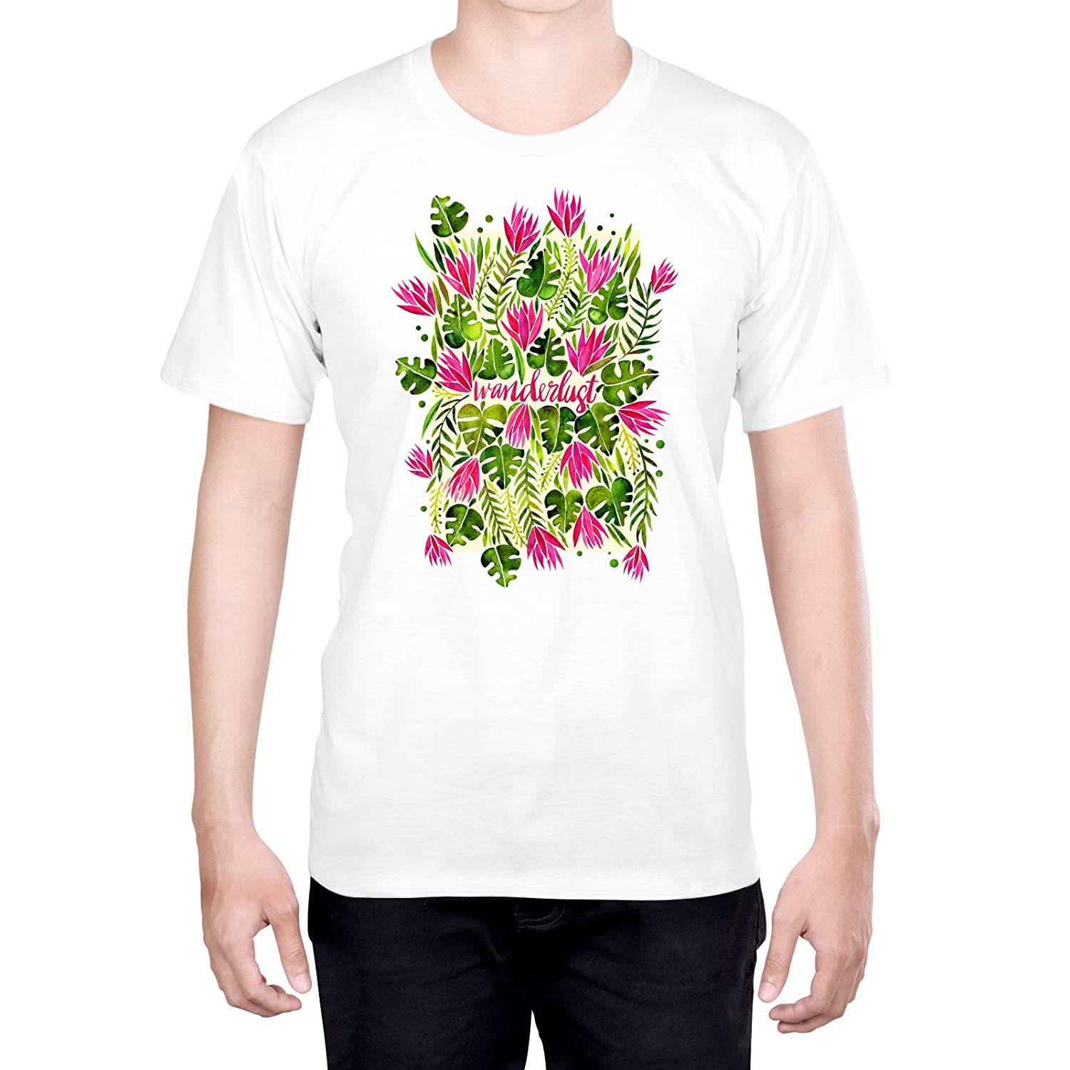 Official Cat Coquillette Pineapple Dots Art XL - Extra Large Red T-Shirt for Men