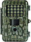"""Boly Trail Camera 18MP 1080P Video with 2"""" LCD and White LED Flash up to 100ft. Detection and Lighting Range Security…"""