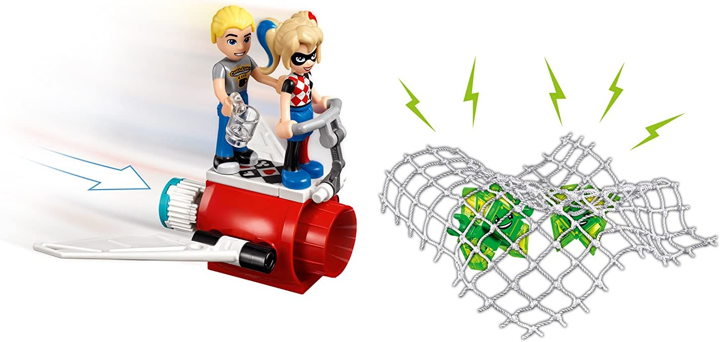 LEGO Super Heroes - Harley Quinn to The Rescue