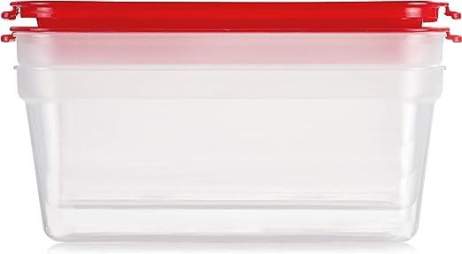 Tescoma Purity Mini CONTENEDORES SALUDABLES/CONGELADOR 300ML,2PZS ...