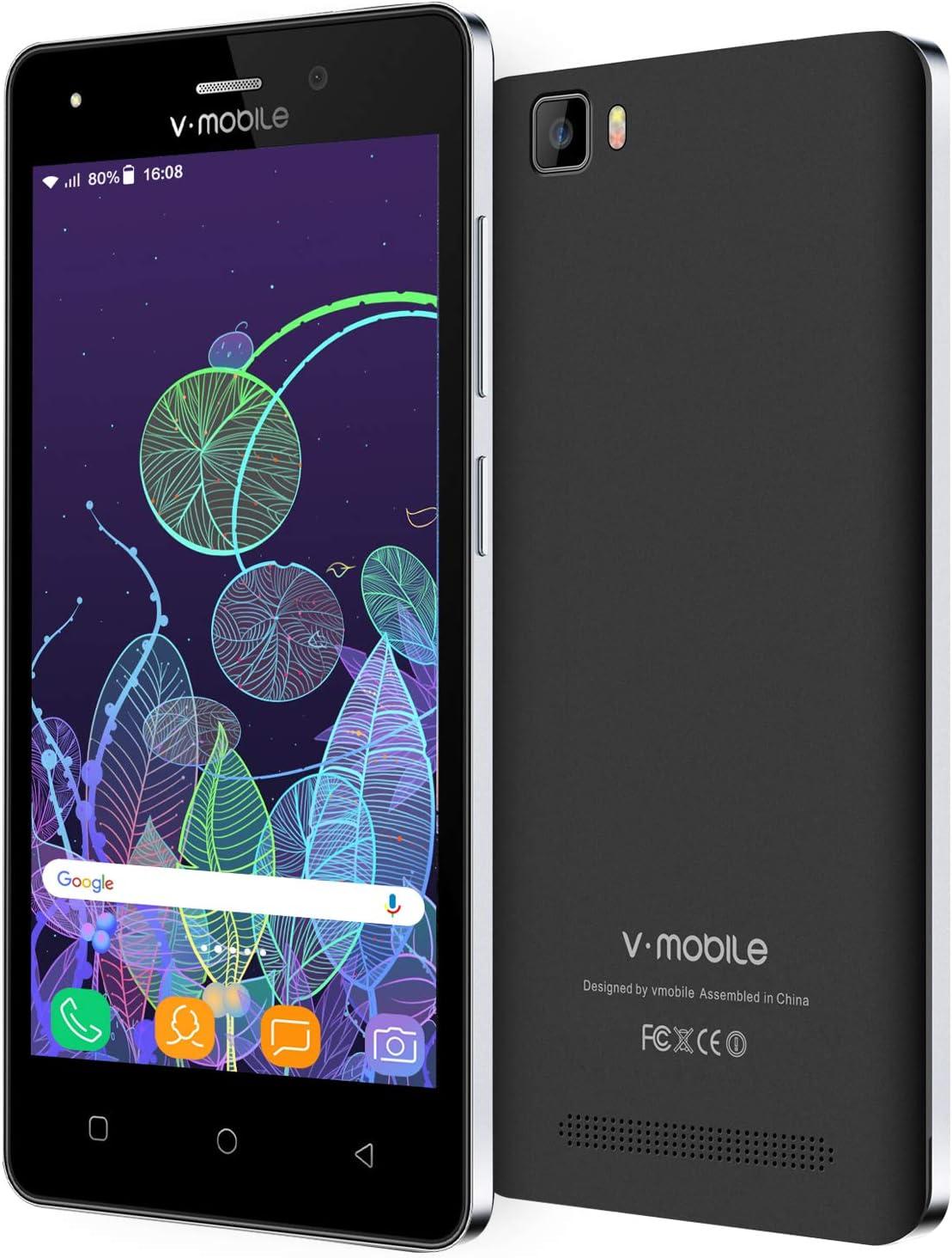 Moviles Libres 4G Dual SIM, 5.0 Pulgadas, 8GB ROM, Android 7.0 ...