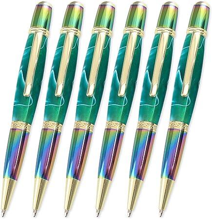Multi-Packs Legacy Woodturning Viceroy Pen Kit Many Finishes