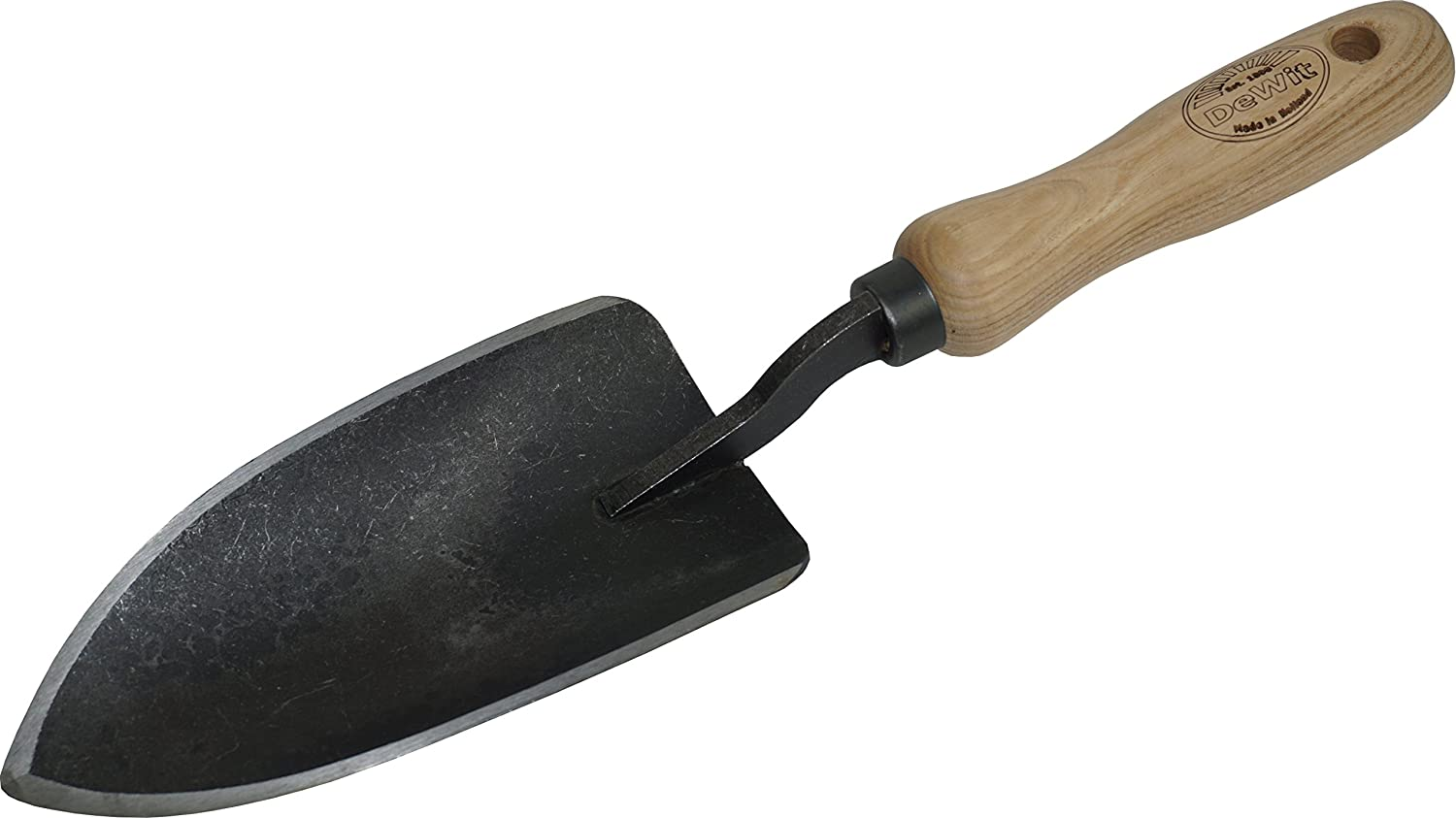 Tierra Garden Dewit Welldone Planting Trowel, Garden Tool for Roots and Planting