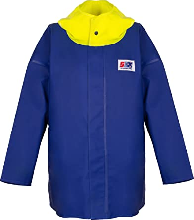 Stormline 223 Commercial Fishing Rain Gear Jacket Pick Size Free Shipping