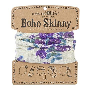 Amazon.com  Cream Blooms Boho Skinny  Beauty b0d33d07aff