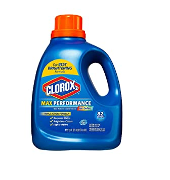 Clorox 2 maxperformance, lavandería Quitamanchas y color Booster – Juego de cartas (112,