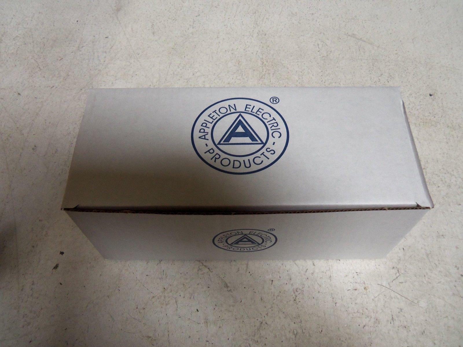 APPLETON ARC1034CD ALUMINUM 100AMP POWERTITE *NEW IN A BOX*