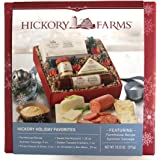 Hickory Farms Hickory Holiday Favorites, 10.15 Ounces, Sausage, Cheese & Crackers