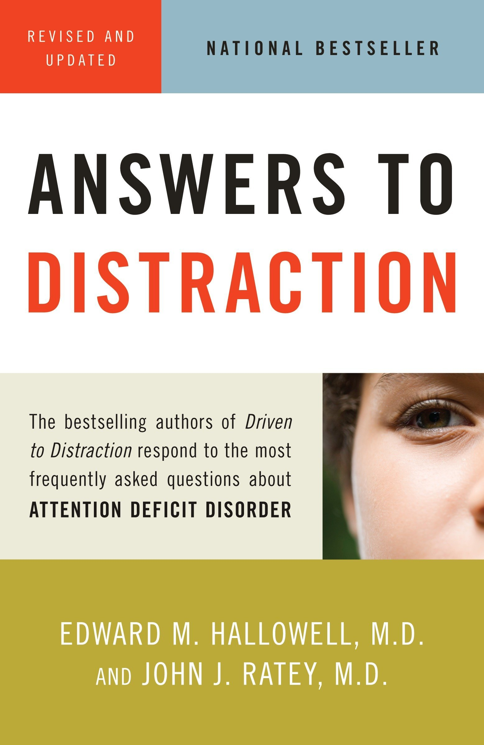 Answers To Distraction Edward M Hallowell Md John J Ratey Md