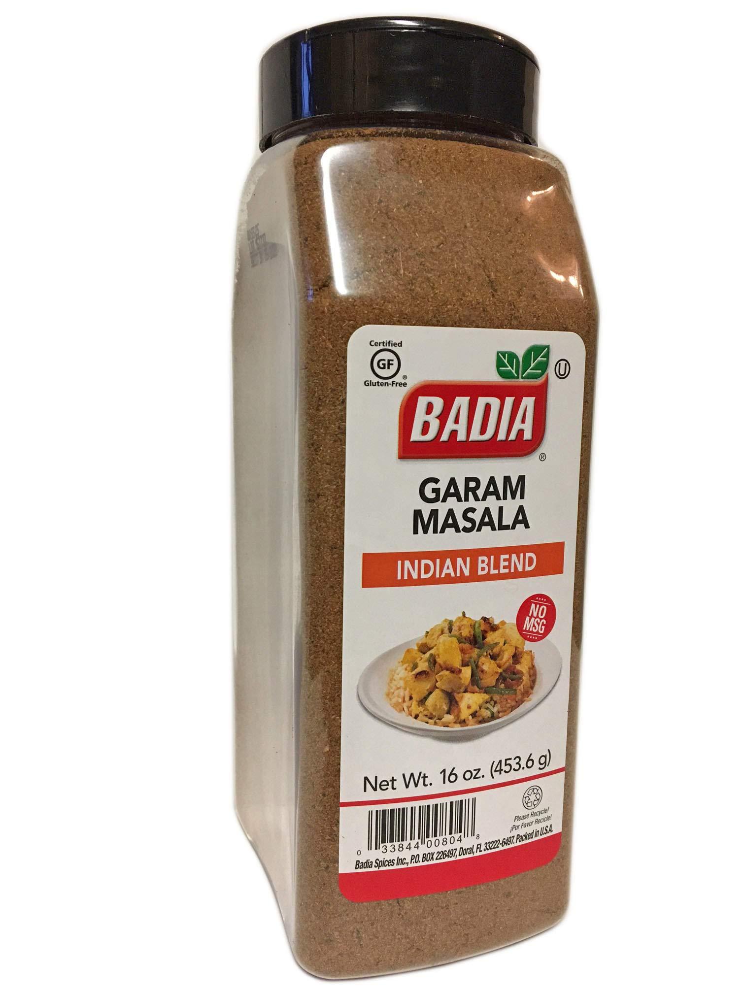 2 PACK-Garam Masala Indian Blend Seasoning No MSG Kosher 2x16 oz