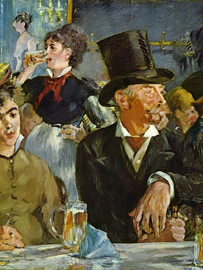 Lais Puzzle Edouard Manet - nel Café-Concerto 2000 Pezzi