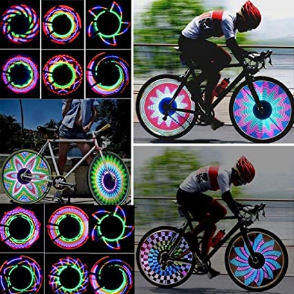1pc Bicycle Light Silicone LED Headlight Taillight Bike Night Cycling Accessory