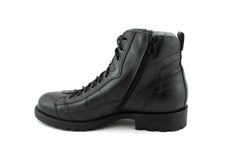 Giardini Anthracite Chaussures Bottines Bottes Nero Homme 640 Gris BxqEPOwId