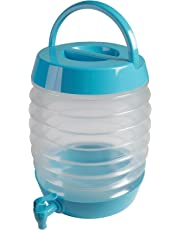 Kampa Keg Collapsible Concertina Water Carrier - Choice of Sizes (3.5 Litre)