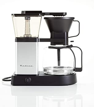 Redline Pre-Infusion Mode Automatic Pour Over Coffee Maker
