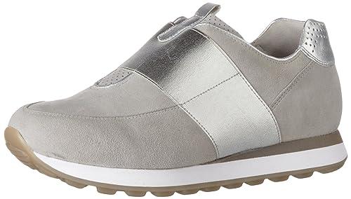 29aef401f73d0 Gabor Shoes Comfort, Women's Low-Top Sneakers, Grey (Light Grey/Silber