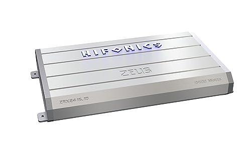 Hifonics Zeus Class-D subwoofer amplifier