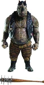 ThreeZero Teenage Mutant Ninja Turtles: Out of the Shadows: Rocksteady 1:6 Scale PVC Figure