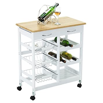 wheeled amazing shelf carts rolling rainbow drawers wired for drawer with cart origami on kitchen storage wheels wood