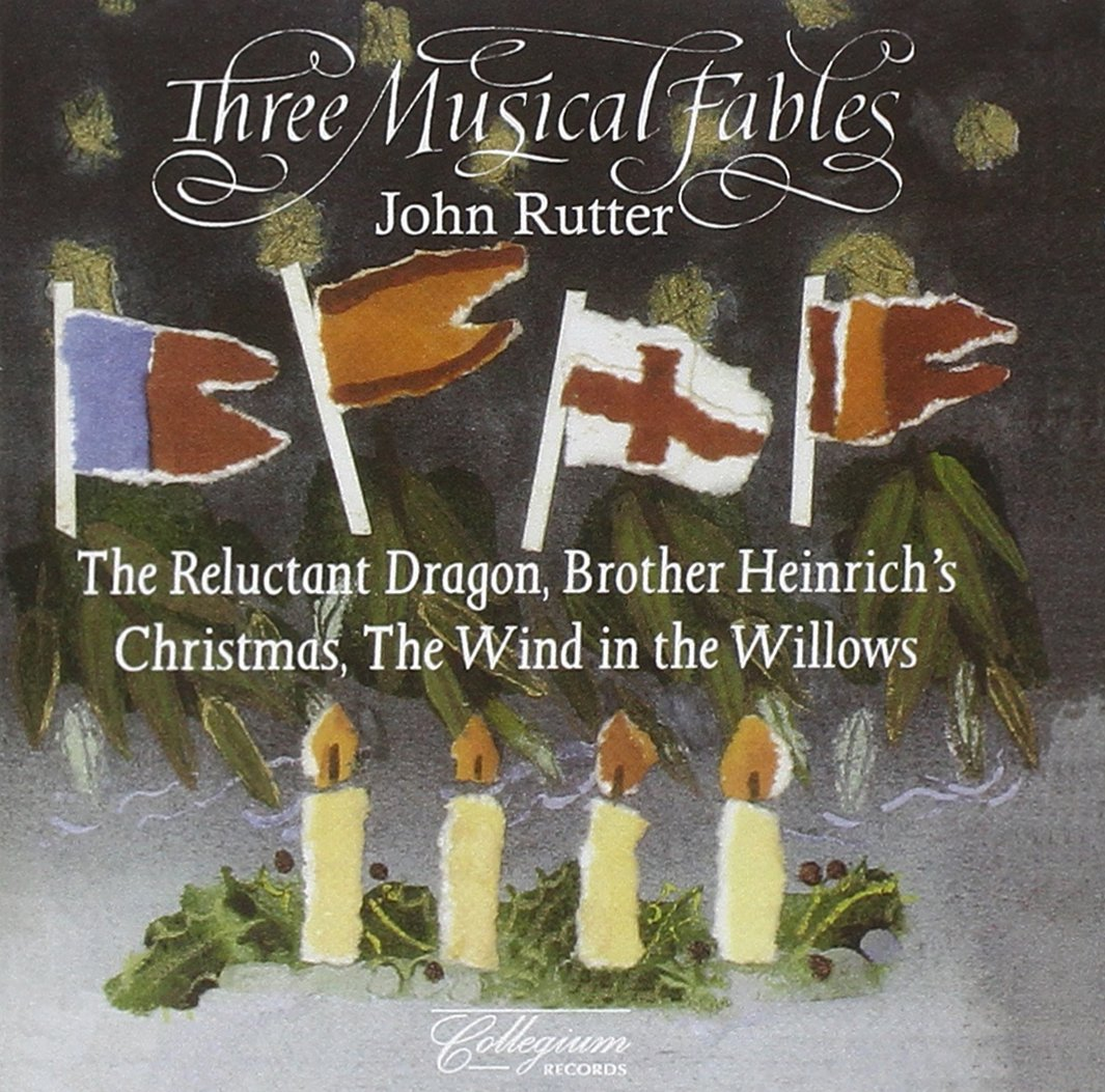 JOHN RUTTER - Three Musical Fables - Amazon.com Music