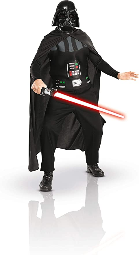 Rubies Star Wars - Disfraz de Darth Vader para adultos ST-5217 ...