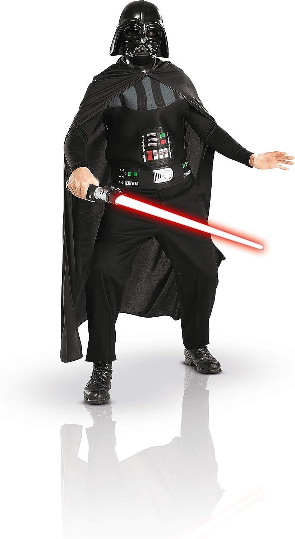 B0009S6TNU Rubie's Star Wars Darth Vader Adult Kit, Black, One Size 714zu4ZbirL