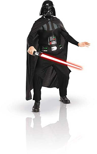 Rubies Star Wars - Disfraz de Darth Vader para adultos ST-5217