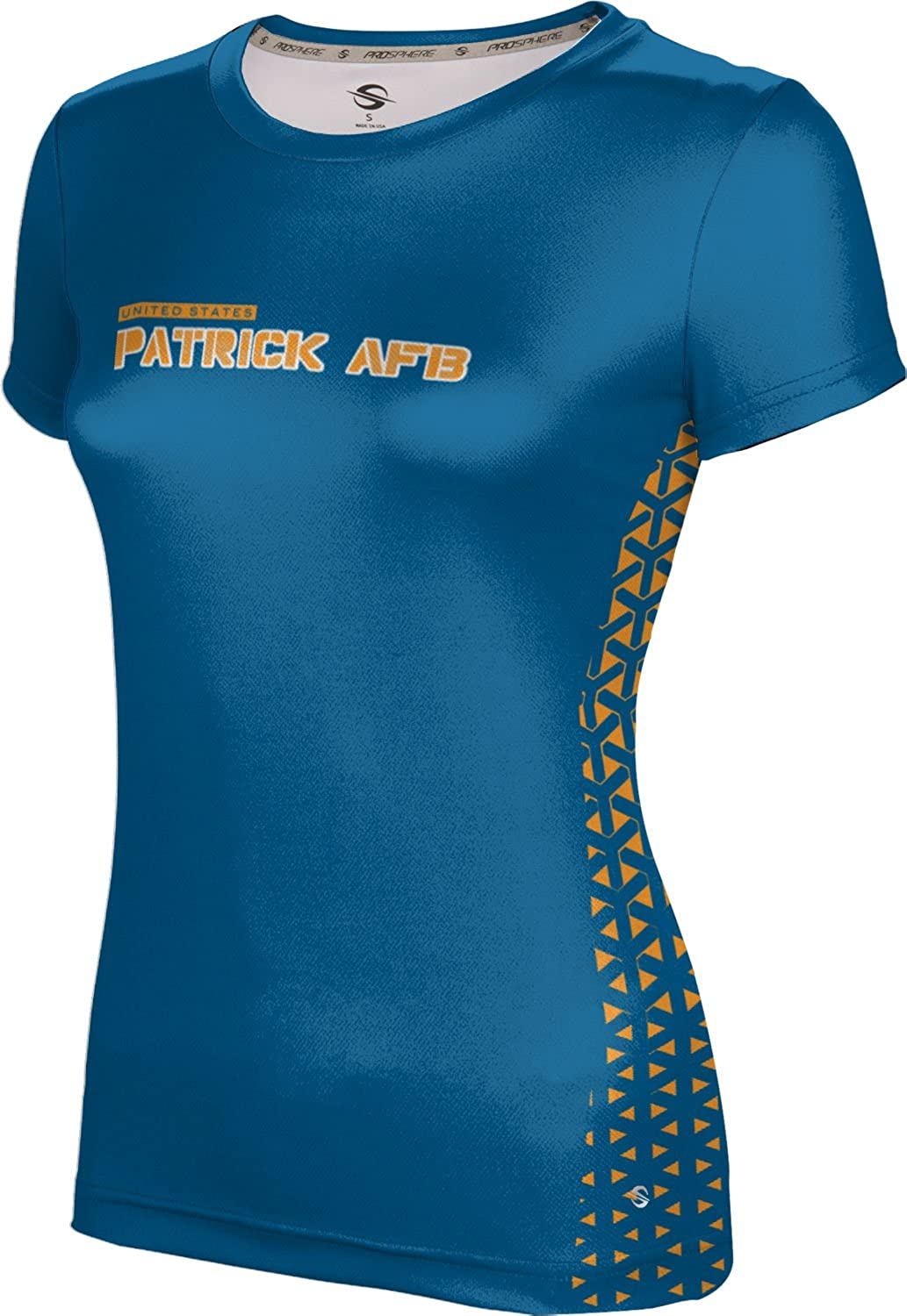 ProSphere Women's Patrick AFB Military Geometric Tech Tee