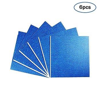 Impresora Papel Texturado, 6pcs 200mm x 210mm Cinta Adhesiva de ...