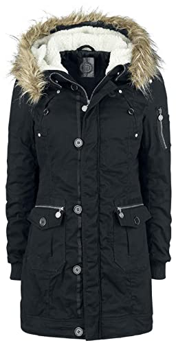 R.E.D. by EMP Ace In The Hole Chaqueta Mujer Negro M