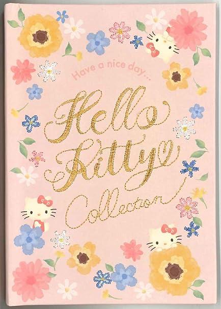 Amazon.com: Kamio Japan Sanrio Hello Kitty - Agenda 2019 B6 ...