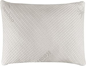 Snuggle-Pedic Bamboo Shredded Memory Foam Pillow Review