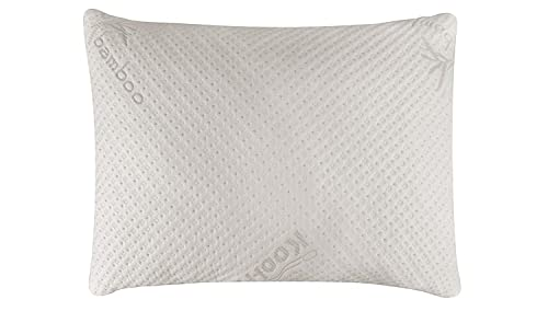 Snuggle Pedic Memory Foam Cooling Pillow Review