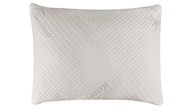 Shredded Memory Foam Cooling Pillow by Snuggle-Pedic