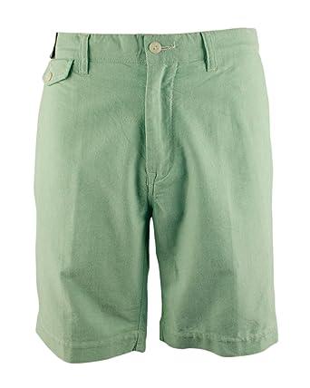 669a3e0460 Polo Ralph Lauren Big and Tall Greenwich Chino Shorts (38, Harbor Green)