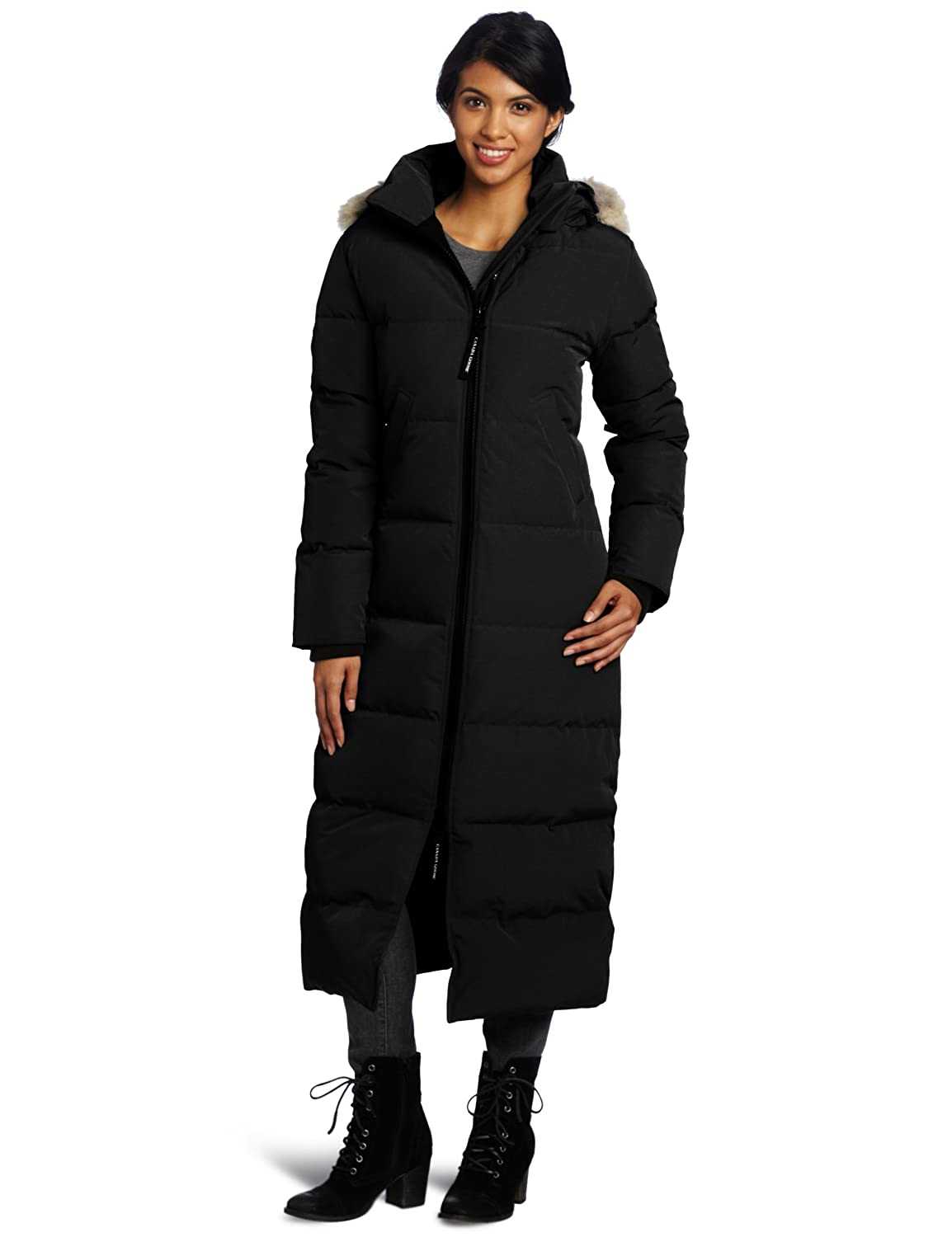 Amazon.com: Canada Goose Women's Whistler Parka,Black,Small ...