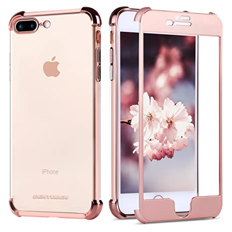 coque iphone 8 en or