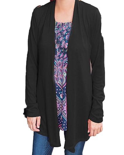 ventes spéciales meilleure sélection de la plus récente technologie Zanzea Femme Col Revers Coton Veste Manches Longues Blazer Gilet Jacket