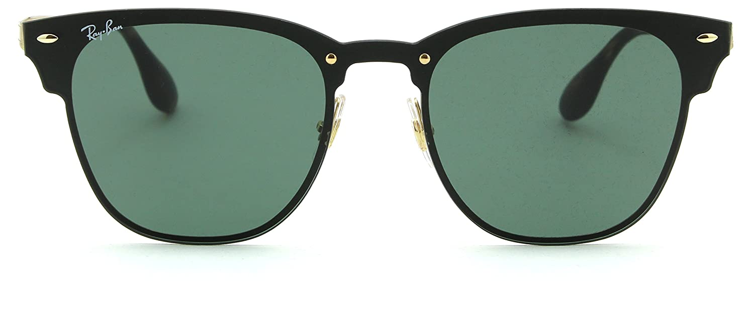 9a1d264a00b6c Amazon.com  Ray-Ban RB3576N Blaze Clubmaster Unisex Sunglasses 043 71 -  41mm  Clothing