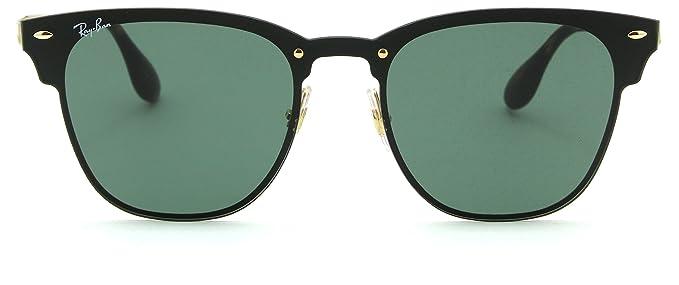 Amazon.com  Ray-Ban RB3576N Blaze Clubmaster Unisex Sunglasses 043 ... 58a9ea9e30