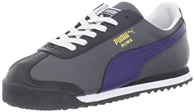 e4e7de68d121 Puma Roma Basic Jr Sneaker (Little Kid Big Kid)  Amazon.co.uk  Shoes ...