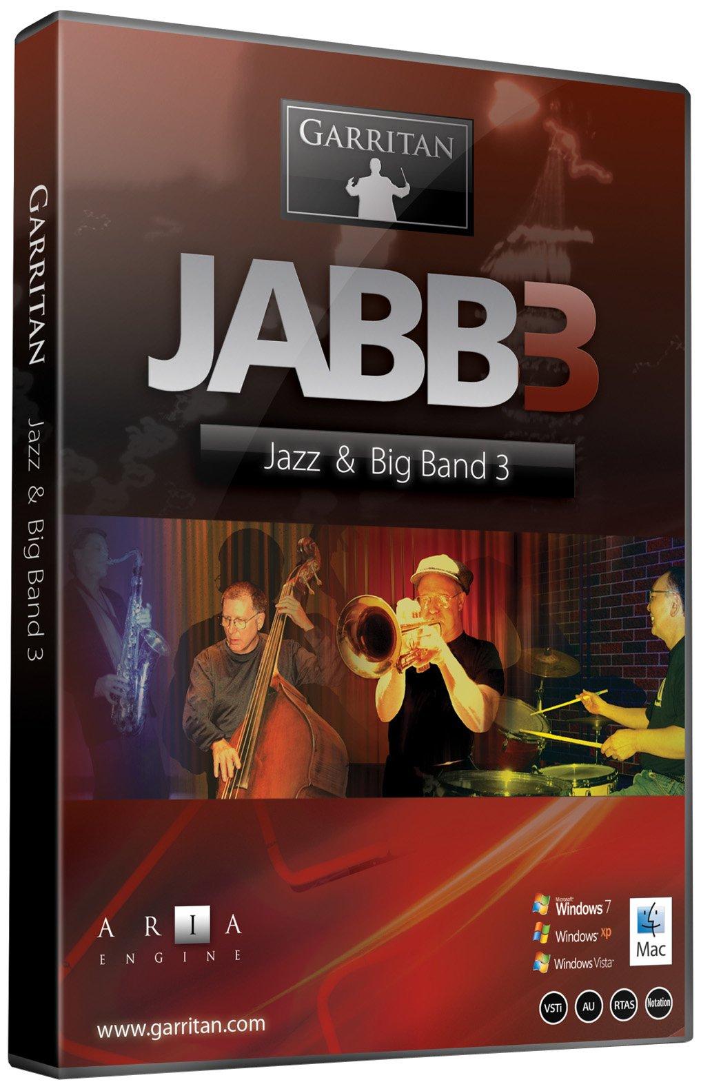 Garritan Jazz and Big Band 3 by MakeMusic!