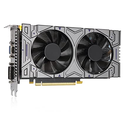 TOOGOO GTX 1050 - Tarjeta gráfica para NVIDIA GeForce GTX (2 ...