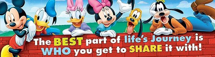 Top 9 Eureka Mickey Classroom Banner