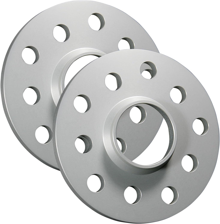 5x100 57,1-20612118/_4251535806988 SilverLine by RSC Spurverbreiterung 20mm Achse// 10mm Seite LK