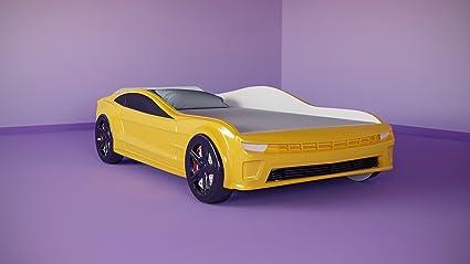 Amazon Com Supermaxx Kids Race Car Bed Chevrolet Camaro Sport Style