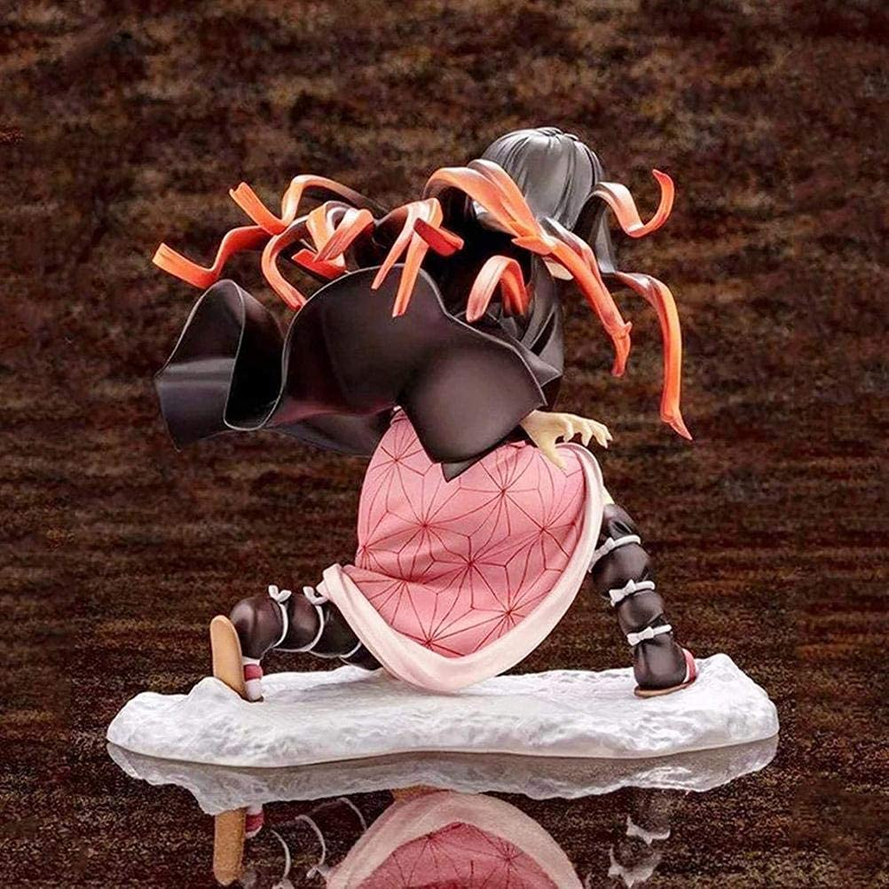 Hinder 15cm Anime Figure Statue,Japanese Ainme Mini Figure Popular Ainme Figure Animation Figure Toys PVC Toys Desktop Ornaments Birthday Gifts for Kids